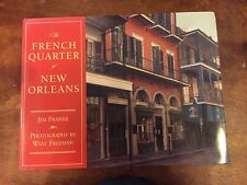 The French Quarter of New Orleans (2003, Hardcover) Double Signed