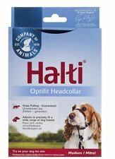 New listing Halti Optifit head collar