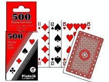 Piatnik 500 Playing Card Game Pia1248