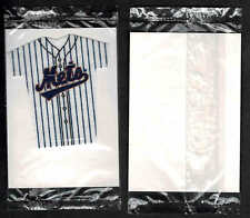 1994 Kellogg's Mini-Jerseys Cereal Inserts, New York Mets, 'Mystery' Pack