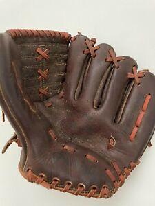 Vintage Spalding Rico Petrocelli RTH Baseball Glove Split Action Web
