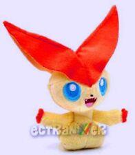 "US Seller Japanese Anime Pokemon Victini 5"" Plush #xiao-480"