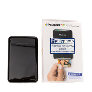 RRP €135 POLAROID ZIP Mobile Phone Printer For iPod iPhone iPad ZINK Zero Ink