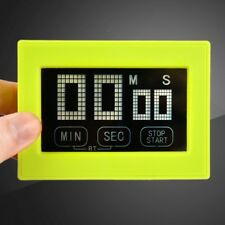 2017 New Arrival Masterclass Touch Screen Digital Timer & Countdown Kitchen Time