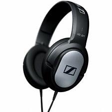 Sennheiser HD 201 Over-Ear Headphones Lightweight Comfortable Powerful Sound