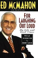 Ed McMahon - For Laughing Out Loud - HC w/DJ 1st EDITION 1998