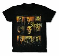 "SLIPKNOT ""SKEPTIC"" BLACK T SHIRT NEW OFFICIAL ADULT METAL BAND MUSIC"