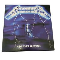 Metallica Ride the LighteningVinyl LP BLCKND004R-1