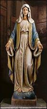 """48"""" Our Lady of Grace Mary Statue Large Handmade Chruch Chapel Home Decor by MRT"""