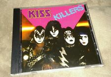 KISS import cd KILLERS ace frehley paul stanley eric carr free US shipping