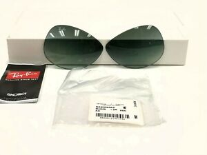 AUTHENTIC RAY-BAN RB3293 002/8E 63MM REPLACEMENT GREEN GRADIENT LENSES