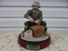 EMMETT KELLY SIGNATURE COLLECTION FIGURINE PEANUT BUTTER IN BOX 2003/7500
