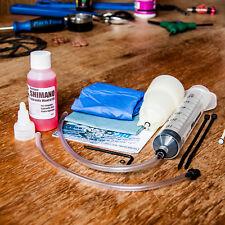 BRR Shimano Hydraulic Brake Bleed Kit - M395 M445 M446 M575 Zee SLS