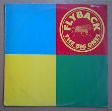 FLYBACK - THE BIG ONES Fly TON1 1971 VINYL LP Move T.REX Joe Cocker PROCOL HARUM
