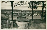 Ansichtskarte Bonndorf Schwarzwald 1936 (Nr.712)