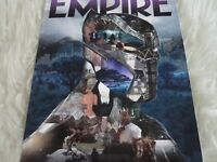 Empire magazine subscribers cover black panther february 2018 hannah beachler