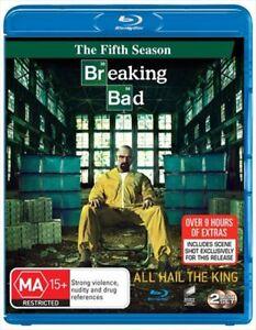 Breaking Bad - Season 5 Blu-ray