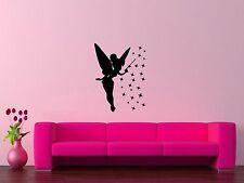 Wall Stickers Vinyl Decal Fairy Magic For Girls Nurserey ig1551