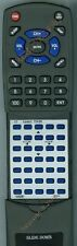 Replacement Remote for ZENITH 12400206, SR2552S, 1240020601, SMS2751Y