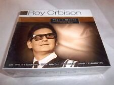 ROY ORBISON-PRETTY WOMAN GREATEST HITS-GREATS330 NEW SEALED UK 3 Disc BOX SET CD