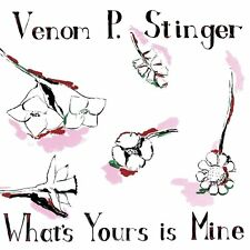 Venom P Stinger What's Yours Is Mine Vinyl LP Record mick turner/dirty three NEW