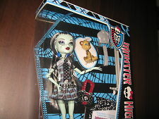 Monster High Frankie Stein 1st wave basic line 2011 re-lease (2009) new!!