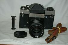 Kiev-6C Vintage 1977 Soviet Medium Format 6x6 Camera & Case. No.7700839. UK Sale