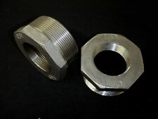 """STAINLESS STEEL BUSHING REDUCER 2 1/2"""" x 1 1/2"""" BSPP PIPE BS-250-150-BSP"""