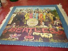 THE BEATLES---SGT. PEPPER'S LONELY HEARTS CLUB BAND         LP