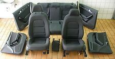 Innenausstattung Audi A4 Avant Typ. B8 Sitze Türverkleidung Mittelkonsole