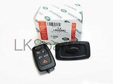 LAND ROVER REMOTE CONTROL KEY FOB COVER CASE COVER LR4 /DISCOVERY 4 LR052882 NEW