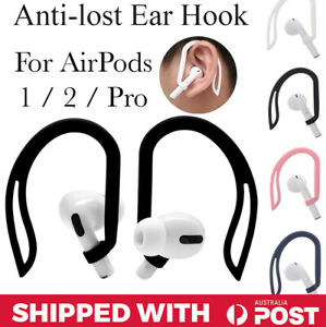 Apple airpods accessories EarHook Anti-Lost AirPod 1 / 2 / Pro silicone hook