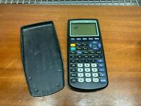 Texas Instruments TI-83 Plus Graphing Calculator WORKING READ DESCRIPTION