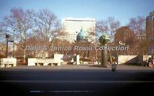 M123 35mm Slide 1981 Streets of Phildelphia Kodachrome Transparency
