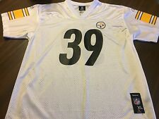 16b41ffa8 PITTSBURGH STEELERS NFL   39 PARKER FOOTBALL JERSEY BY REEBOK SIZE YOUTH XL