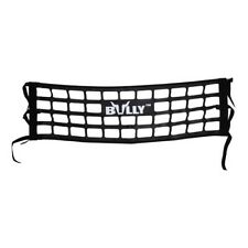 Bully TR-02WK Flow-Thru Tailgate Net Black with Bully Logo Fits Mini/Mid-Sized T
