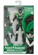 """Power Rangers Lightning Collection 6"""" In Space Psycho Green Ranger Figure Sealed"""