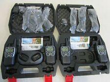 Midland X-Talker Two Way Radio Dual Pack Lot of 2