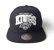 Mitchell & Ness Snapback Basecap LA Kings NHL Eishockey   schwarz