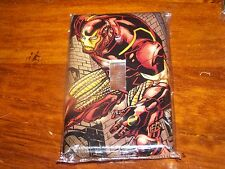 IRON MAN LIGHT SWITCH PLATE #6