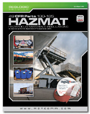 Hazmat 49 Cfr Parts 100-185 - Perfect Bound - (October 2019 Edition)
