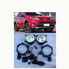 Toyota Rav4 2013 to 2015 Spot / Driving / Fog Lights Fog Lamps Kit