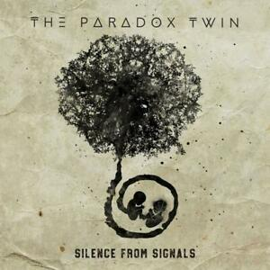 THE PARADOX TWIN - SILENCE IN SIGNALS SEALED DIGIPAK CD 2021