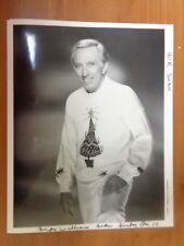 Vintage Glossy Press Photo Musician Andy Williams Love Story Lonely Street #7