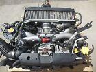 2002 2005 Subaru Wrx Impreza 2.0L Turbo Engine EJ20 Wrx Turbo Impreza EJ205 AVCS