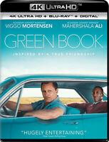 Green Book [New 4K UHD Blu-ray] With Blu-Ray, 4K Mastering, Digital Co