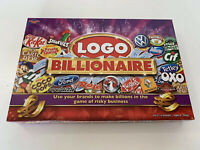 Drumond Park Logo Billionaire Board Game - Complete With Instructions