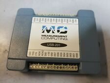 MC Measurement Computing USB-201 Data Acquisition USB DAQ Device