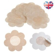 Nipple Covers Stick On Nipple Daisies Strapless Breast Concealers Party Dress