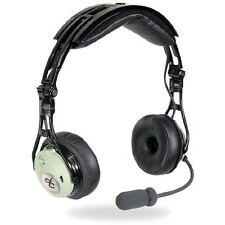 David Clark DC PRO-XA ENC Aviation Headset - Airbus XLR Plug - ANR - 43100G-04